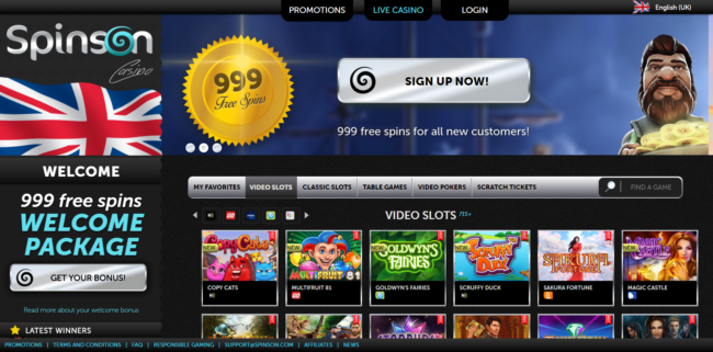 Online casino that pays real money