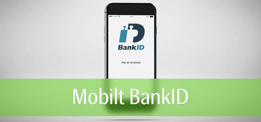 casino med bankID är nu tillgängligt i mobilen, allt i en enda beröring